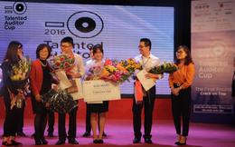 Đội chơi The Flash đã giành chiến thắng trong cuộc thi Kiểm toán viên tài năng 2016