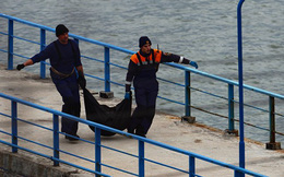Máy bay chở 92 người lao xuống Biển Đen, phát hiện nhiều thi thể