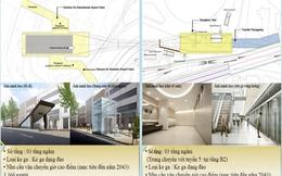250 triệu USD xây tuyến metro vào sân bay Tân Sơn Nhất