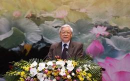 Hội nghị cán bộ toàn quốc học tập, quán triệt Nghị quyết Đại hội XII của Đảng