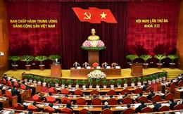 Khai mạc hội nghị Trung ương 3