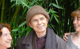 """Thiền sư Thích Nhất Hạnh: """"Bạn là chính mình nhưng tốt đẹp hơn nhờ làm theo những hướng dẫn này"""""""