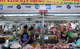 Trung Quốc nhập khẩu thịt heo đạt mức kỷ lục