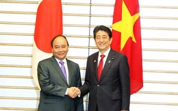 """""""Việt Nam là đối tác hết sức quan trọng của Nhật Bản"""""""