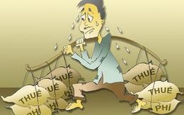 """Doanh nghiệp """"nộp"""" tới 40,8% lợi nhuận cho Nhà nước thông qua thuế phí"""
