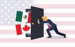 Donald Trump thành Tổng thống, tương lai nào cho TPP và NAFTA?
