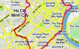 Đề xuất thu phí ôtô vào trung tâm Sài Gòn