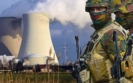 Bỉ sơ tán thêm một nhà máy điện hạt nhân đề phòng khủng bố