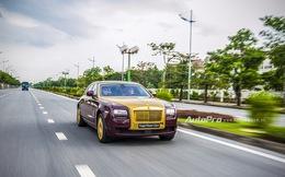 Khó như nghề tài xế xe Rolls-Royce