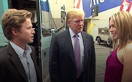 Trump thề không rút khỏi bầu cử sau phát ngôn thô tục