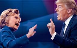 Bà Clinton tiếp tục dẫn trước ông Trump trong cuộc đua vào Nhà Trắng