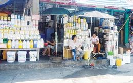 Chợ 'thần chết' giữa Sài Gòn