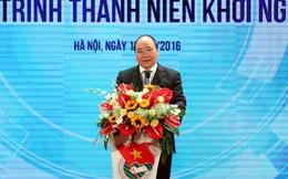 """Thủ tướng Nguyễn Xuân Phúc: Muốn trở thành """"cây đại thụ"""", sinh viên Việt Nam không thể chỉ biết mỗi học!"""