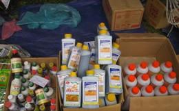 Mỗi ngày, Việt Nam chi hơn 20 tỉ đồng nhập thuốc trừ sâu Trung Quốc