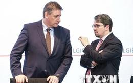Bộ trưởng Nội vụ Bỉ đệ đơn từ chức sau loạt vụ tấn công khủng bố