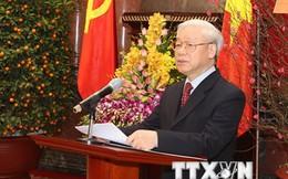 Toàn văn bài phát biểu chúc Tết của Tổng Bí thư Nguyễn Phú Trọng