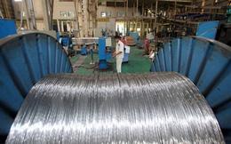 Chỉ số sản xuất công nghiệp trong quý 2 sụt giảm mạnh