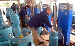 Từ 1/12 giá gas bán lẻ giảm 2.500 đồng trên mỗi bình 12kg