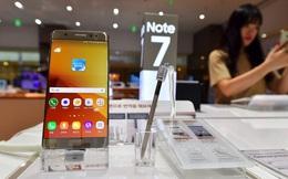 Samsung thu hồi 2,5 triệu điện thoại Galaxy Note 7 vì lỗi pin
