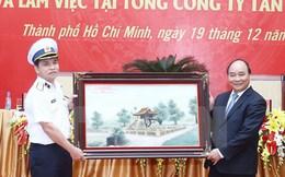 Xây dựng Tân Cảng Sài Gòn thành tập đoàn kinh tế quốc phòng hàng đầu