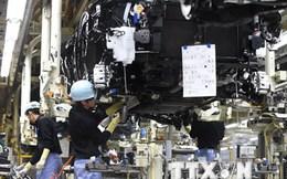 Toyota triệu hồi hơn 1,1 triệu xe do lỗi dây đai an toàn