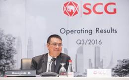 SCG Việt Nam đạt doanh thu gần 500 triệu USD trong 9 tháng đầu năm