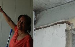 TPHCM: Nhà nứt, hầm lún cả thước