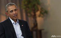 Ông Obama nói mọi thứ tốt lên hơn khi ông làm tổng thống