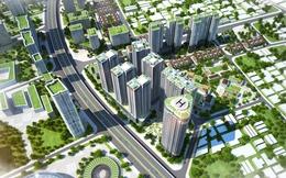Vinaconex 2 đầu tư 1.000 tỷ đồng xây chung cư 45 tầng
