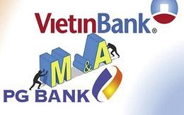 Tiếp tục lỡ hẹn, quý II/2016 mới hoàn thành sáp nhập PGBank vào Vietinbank