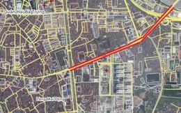 Đất mặt đường Minh Khai có giá hơn 83 triệu đồng/m2