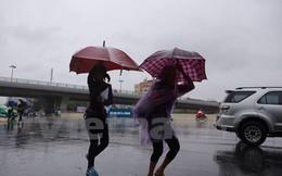 Tối 28/7, các tỉnh Bắc Bộ tiếp tục có mưa to đến rất to