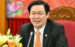 """GS-TS. Vương Đình Huệ: """"Doanh nghiệp Việt Nam giỏi lắm"""""""