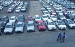 Ôtô nhập khẩu từ Thái Lan tăng vọt