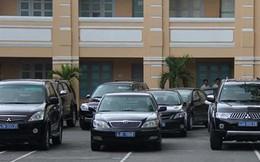Bộ Tài chính yêu cầu báo cáo kết quả khoán xe công hàng tháng
