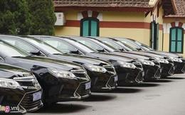 Hà Nội thí điểm khoán xe công 9 triệu đồng một tháng từ 2017