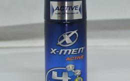 Hai sản phẩm X-men cho nam giới bị thu hồi toàn quốc