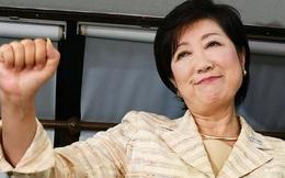 Tokyo có nữ thị trưởng đầu tiên trong lịch sử