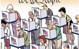 Vì sao người Mỹ đi bỏ phiếu vào thứ ba?