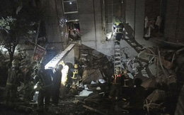Động đất 6,4 độ Richter rung chuyển đảo Đài Loan