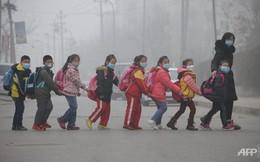 90% dân số thế giới hít thở không khí ô nhiễm