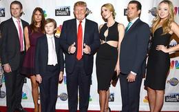 """Donald Trump dạy con với nguyên tắc """"3 không"""""""