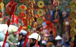 Đồ trang trí Tết: Hàng Trung Quốc chiếm lĩnh