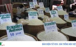 Thái Lan sắp bán hết gạo dự trữ