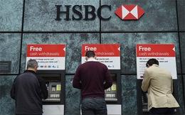 HSBC bị phạt nặng vì tội quản lý lỏng lẻo