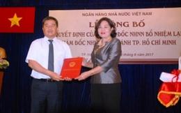 Ông Tô Duy Lâm được bổ nhiệm lại chức vụ Giám đốc NHNN TP. HCM
