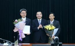 Bộ KH&CN trao Quyết định bổ nhiệm 02 chức danh mới