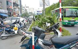 Những bãi gửi xe Hà Nội gây ùn tắc cần rút giấy phép