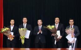 Điều động, bổ nhiệm lãnh đạo một số đơn vị thuộc Bộ KH&CN