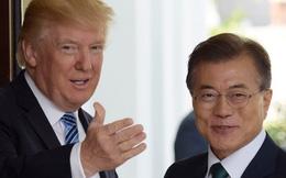 Hàn Quốc chào đón Tổng thống Trump tại căn cứ quân sự của Mỹ